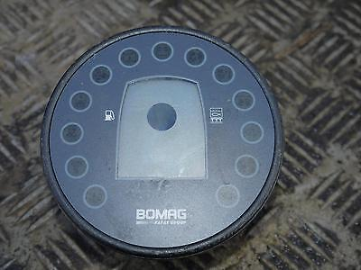 Anzeigemodul BF 300 Bomag 057 504 48  12 V 807.11.12.26 Anzeige Instrument