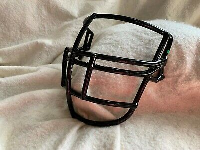 Forest Green SCHUTT NJOP JIO FULL CAGE FOOTBALL HELMET FACE-MASK JIC