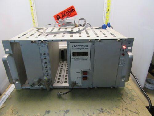 25tennelec tb3 nim bin tc911 power supply tc412a delay biotronics [2*Z-93]