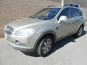 2007 Holden Captiva LX Suv 7 Seater Wangara Wanneroo Area Preview