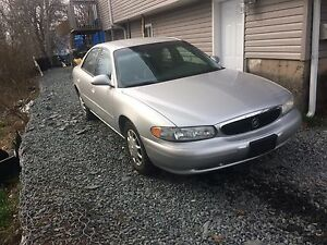 05 Buick century 166122kms 400$ or trade