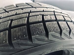 Set of Yokohama iceGUARD tires for sale