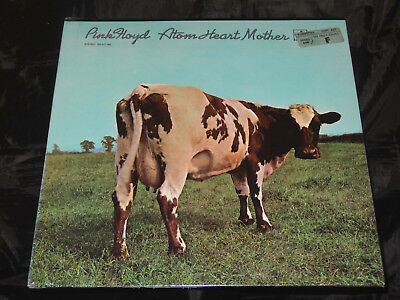 Pink Floyd Atom Heart Mother Sealed Vinyl Record Lp USA Orig. 1970 Hype