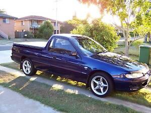 V8, 5L, 5 Spd, 1999 Holden Commodore Ute Clontarf Redcliffe Area Preview