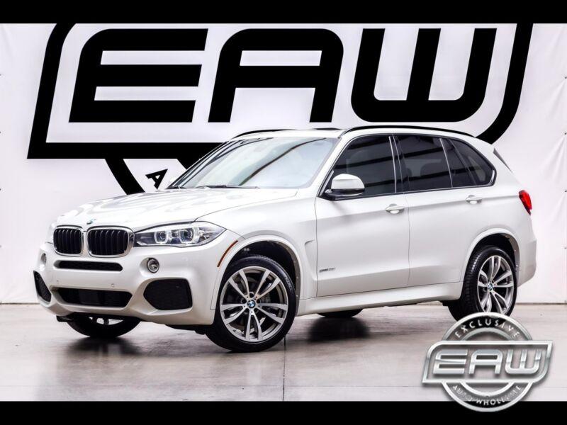 Image 1 Voiture Européenne d'occasion BMW X5 2018