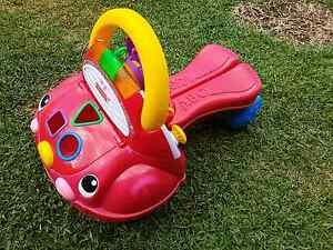Fisher Price ride on and Walker car Kurri Kurri Cessnock Area Preview