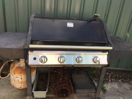 B B Q four cylinder  Raby Campbelltown Area Preview