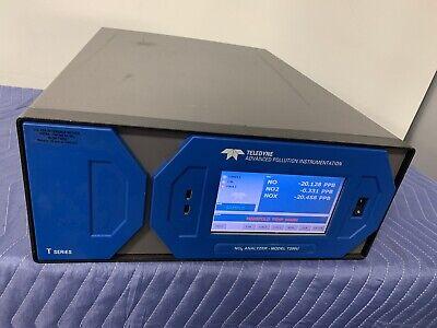 Teledyne Advanced Pollution Instrument T Series T200u Nox Analyzer 070210000