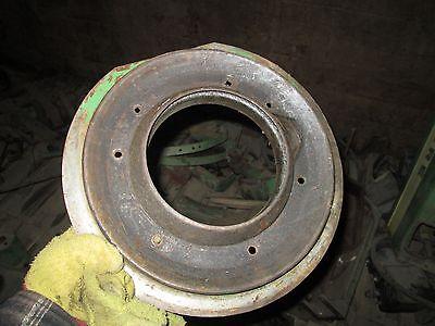 John Deere A Belt Pulley Dust Shield