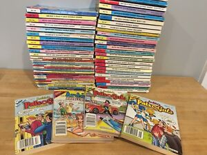 60 Archie Comic Books Collection