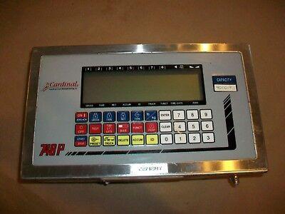 Cardinal 748p Digital Scale Indicator