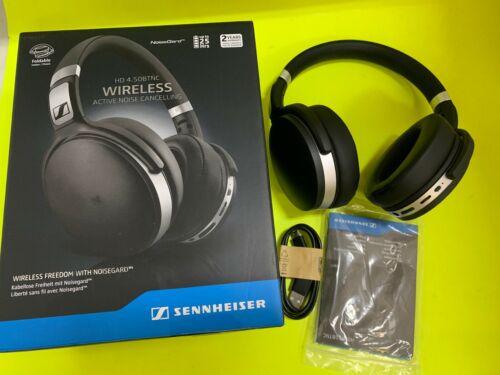 Sennheiser HD 4.50 BTNC Wireless Over-the-Ear Noise Canceling Headphones Black HD 4.50 BTNC