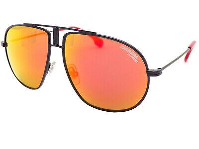 Carrera Carrerino 21 Junior Sonnenbrille 2-6 Jahre Alter Schwarz/Rot Mirror 807