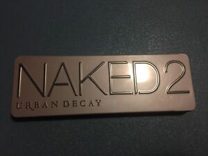 Urban Decay Naked 2 Makeup Palette
