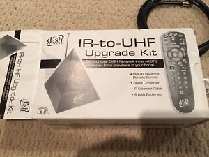 Dish Network IR to UHF Upgrade Kit
