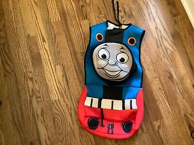 Thomas The Train Engine Costume Toddler Child Size 4-6 Book Character