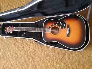 Accoustic guitar Kyabram Campaspe Area Preview