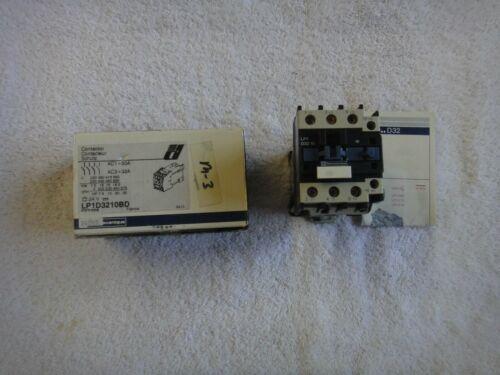 NIB Telemecanique Contactor     LP1D3210BD