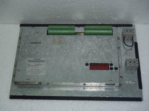 Siemens S31043-k1500-x-8 Simatic A60