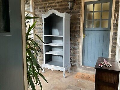 French Louis XV style open armoire, West Yorkshire.Local delivery option.
