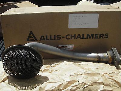 Allis Chalmers 4028055 Eeg Oil Pump Tube Asy System Diesel Nib 7030 7060 7040