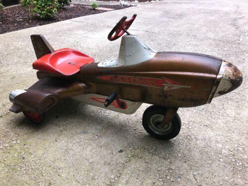 1958 Murray Atomic Missile Pedal car