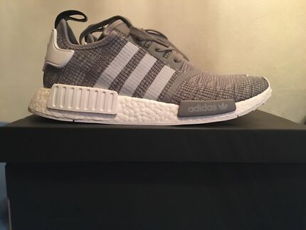 adidas NMD_R1 (light grey/white) US10