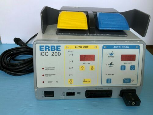 ERCB ICC 200  Electrosurgical Unit