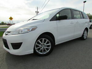 2010 Mazda Mazda5 Man GS A/C 6 PASSAGERS!!!