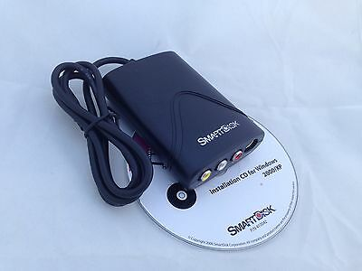 Audio Video USB adapter convert VHS tape to PC CD DVD for WIN XP or 2000 only