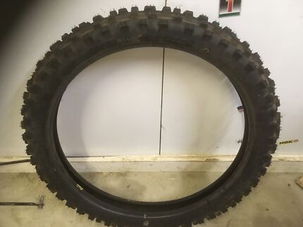 Wr 250 - 450 Dunlop front tyre new