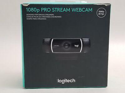 Logitech C920 1080P 30fps Pro Stream Webcam