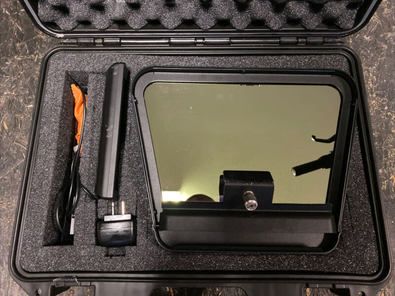 ProPrompter Teleprompter