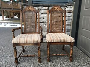 6 chair dining room set