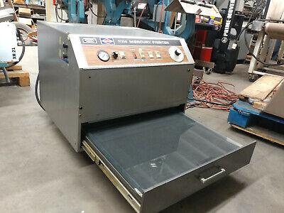 Nuarc N750 Plate Burner