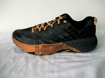 MENS HOKA ONE ONE 'SPEEDGOAT 2' TRACK RUNNING TRAINERS SIZE 8.5 UK EXCELLENT