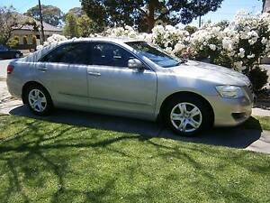 2008 Toyota Aurion Sedan Lockleys West Torrens Area Preview