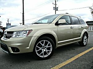 Dodge Journey 2011 Traction integrale 4 portes R/T 4x4 Cuir 4x4
