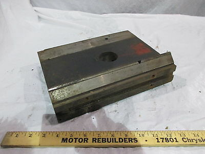 Storm Vulcan 15 Feed Up Slide Plate 1511-2