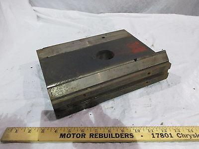 Storm Vulcan 15 Feed Up Slide Plate 1511-2