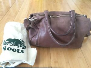 Roots small grace purse leather