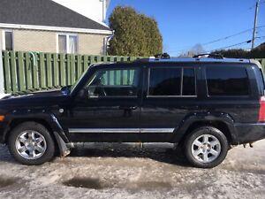 Jeep Commander limite