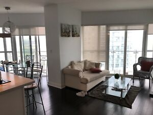 Marilyn Monroe towers apartment for music video shoot