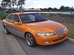 1996 Ford Ef falcon v8 Bligh Park Hawkesbury Area Preview