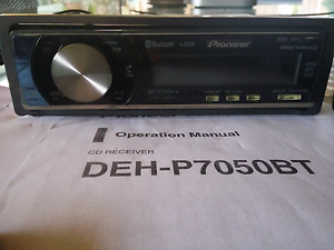 PIONEER CD/AUX/BT STEREO HEAD Birkdale Redland Area Preview