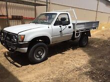 1990 hilux 4x4 Wingfield Port Adelaide Area Preview