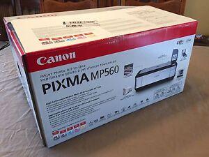 Canon PIXMA MP560 Printer NEW NIB!!!