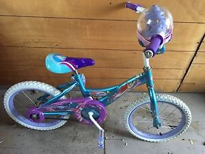 "16"" little mermaid bike"