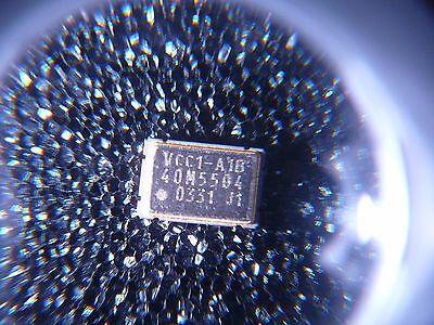 Vectron Vcc1-a1b-40m550mhz Crystal Oscillator Clock Cmos Output New 2pkg