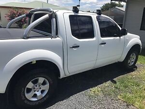 Nissan Navara D40 Inverell Inverell Area Preview